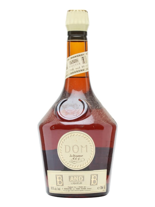 Benedictine B & B Liqueur / Old Presentation