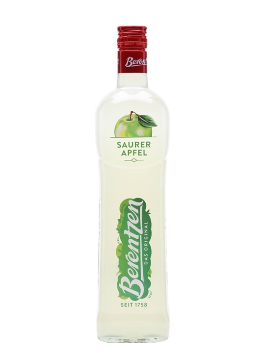 Berentzen Saurer Apfel Liqueur