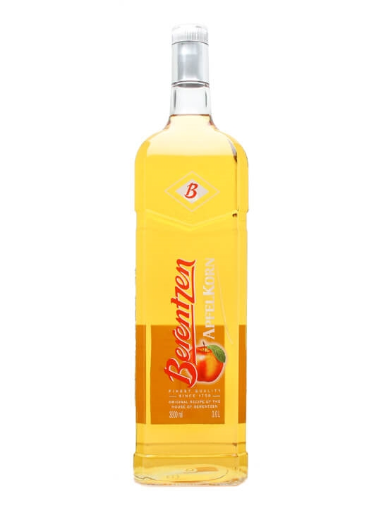 Berentzen Liqueur / ApfelKorn / Really Big Bottle