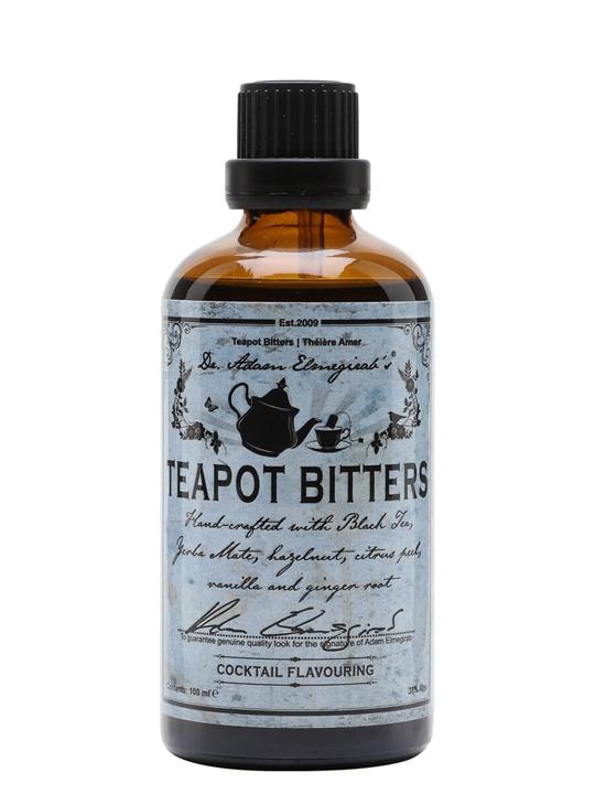 Teapot Bitters / Adam Elmegirab