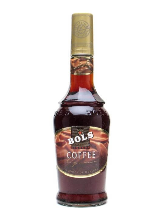 Bols Coffee Liqueur : Buy Online - The Whisky Exchange