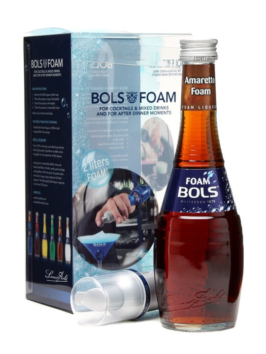 Bols Amaretto Foam