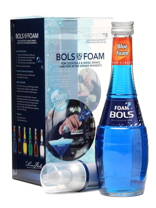 Bols Blue Foam