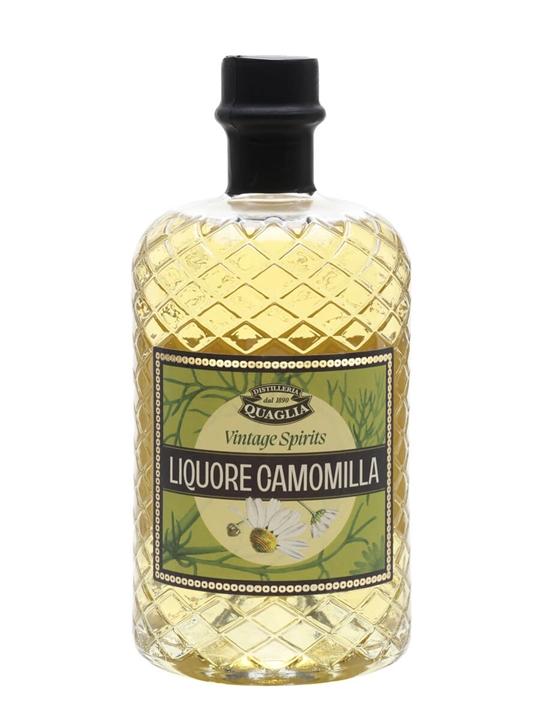 Camomilla (Chamomile) Liqueur / Quaglia