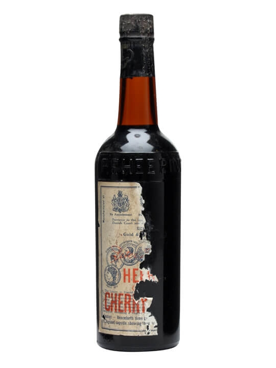 Cherry Heering Liqueur / Bot.1940s : Buy Online - The Whisky Exchange