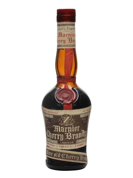Cherry Marnier Liqueur / Bot.1960s