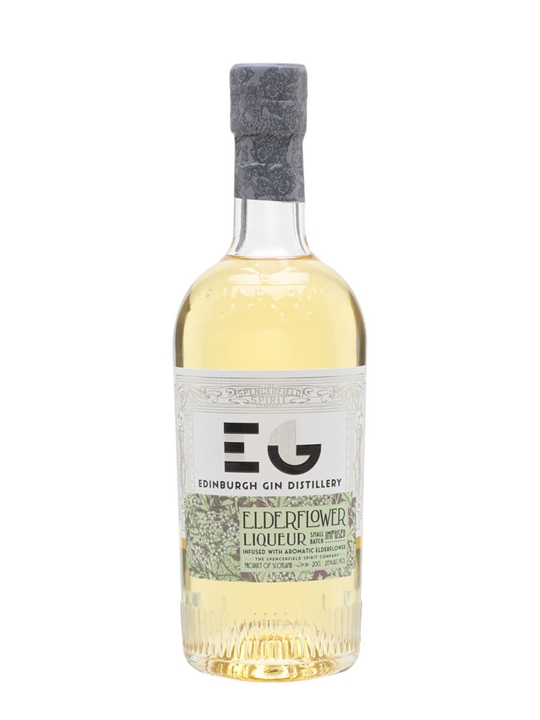 Edinburgh Elderflower Gin Liqueur/ Small Bottle