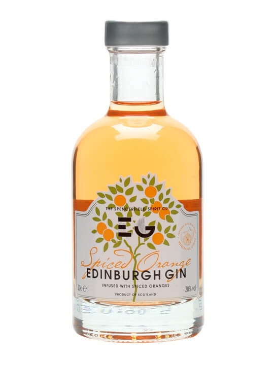 Edinburgh Spiced Orange Gin Liqueur / Small Bottle