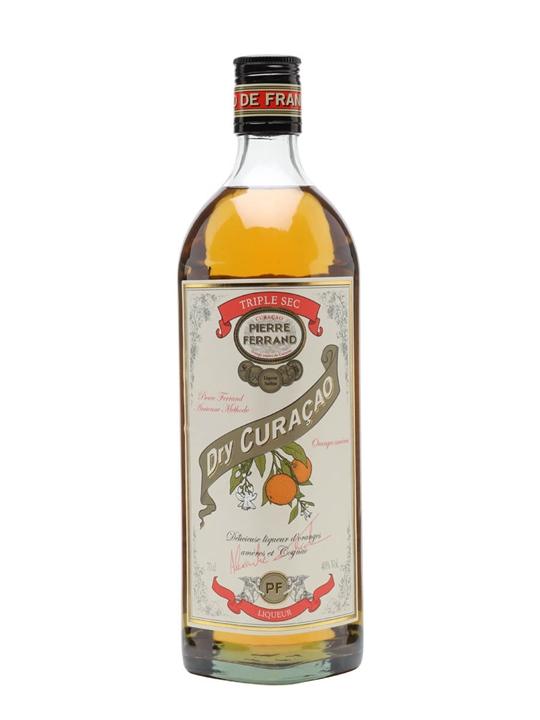 Pierre Ferrand Dry Curaçao Triple Sec Liqueur