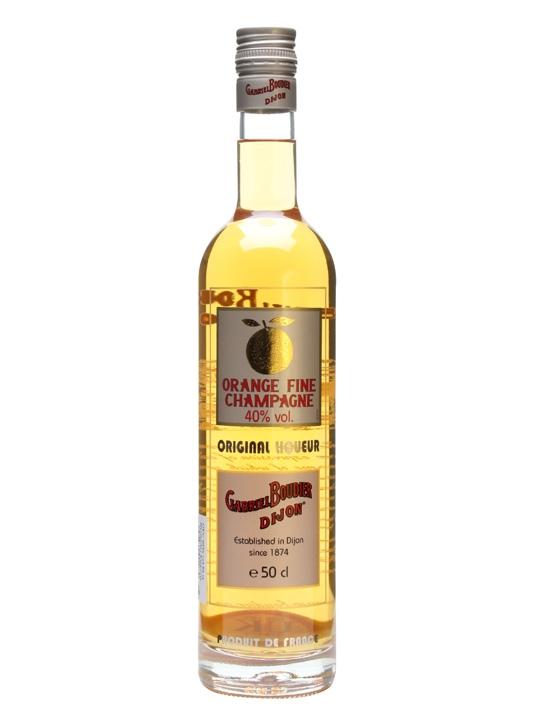 Gabriel Boudier Orange A La Fine Champagne / Half Litre