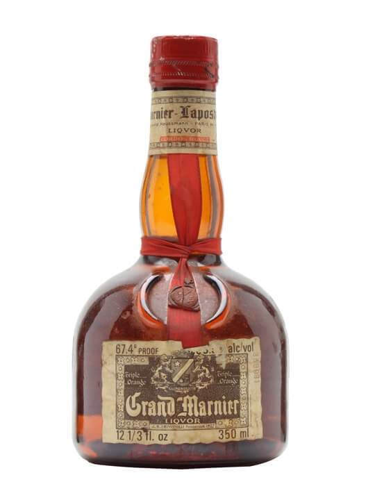 Grand Marnier Cordon Rouge / Bot.1970s