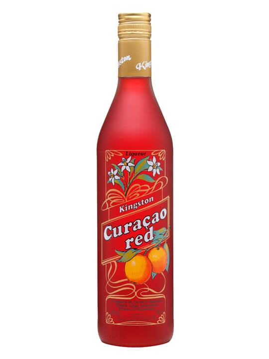 red curacao
