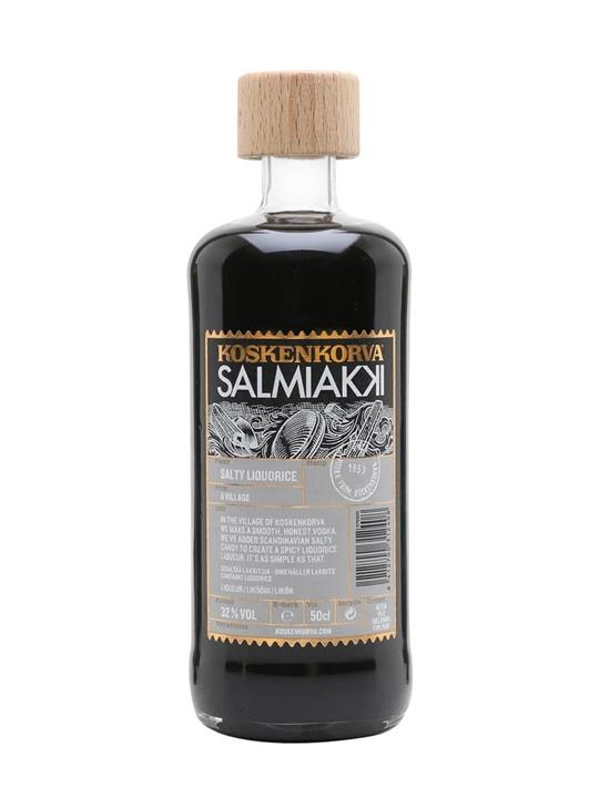 Koskenkorva Salmiakki Liqueur