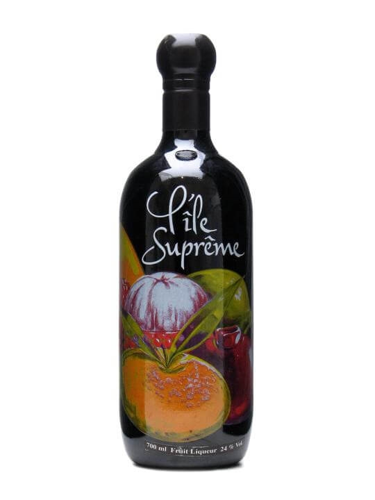 L'Ile Supreme Ti' Punch Fruit Liqueur