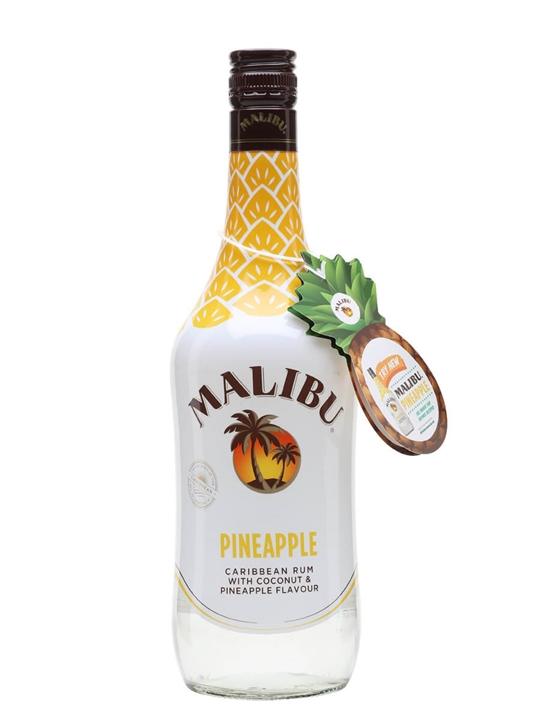 Malibu Pineapple White Rum Liqueur