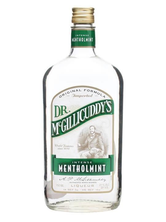 Dr Mcgillicuddy S Mentholmint Schnapps Liqueur The