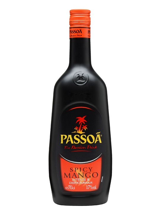 Passoa Spicy Mango Liqueur