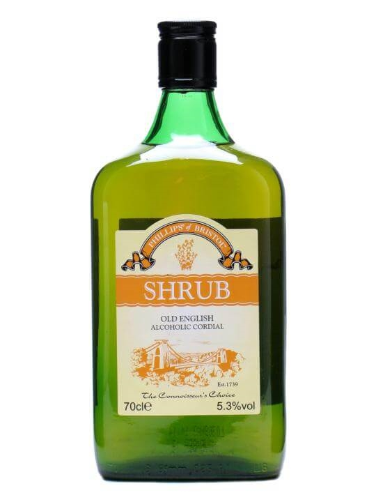 Phillips Shrub Liqueur