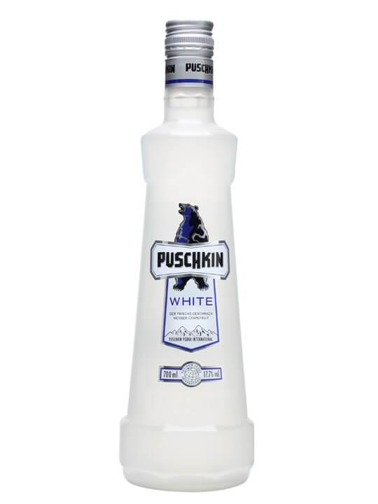 Puschkin White Grapefruit Liqueur