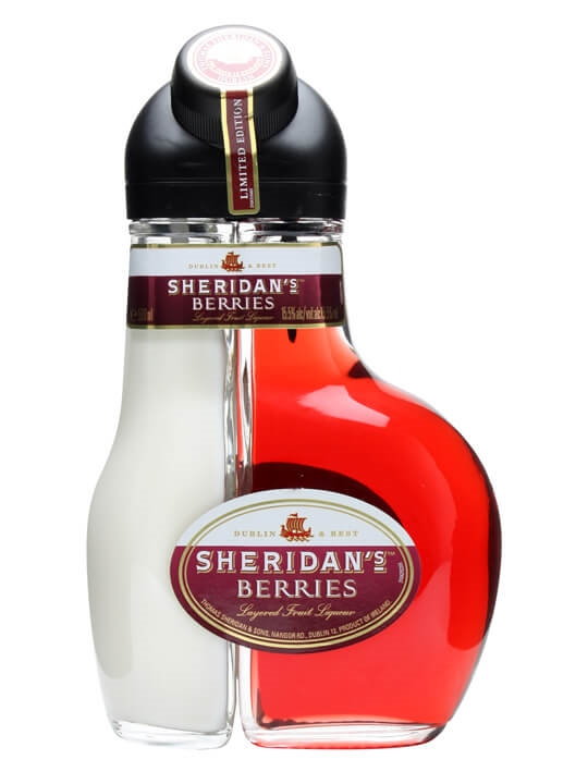Sheridan S Berries Liqueur The Whisky Exchange