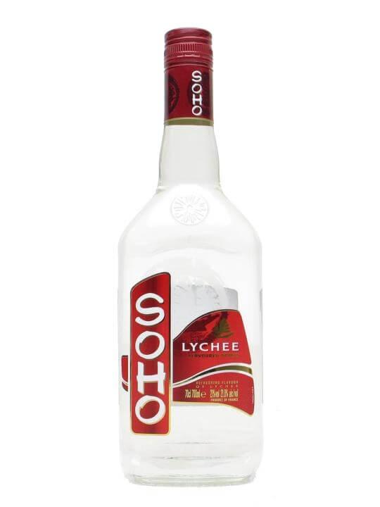 Soho Lychee Liqueur