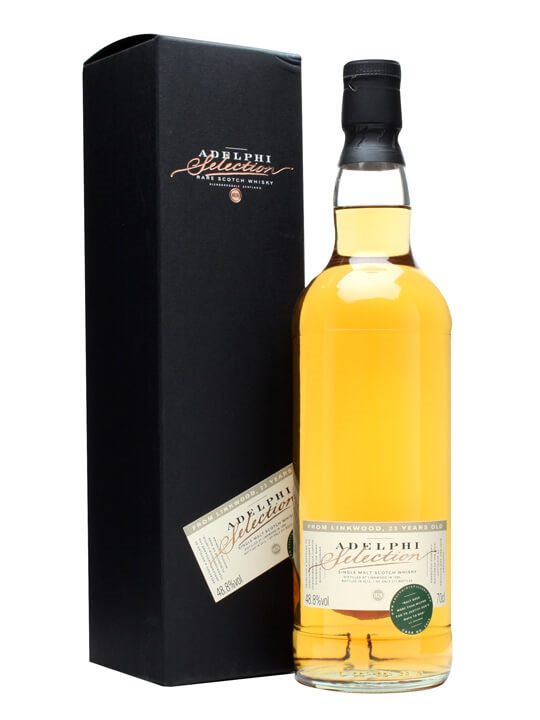 Linkwood 1989 / 23 Year Old / Cask #5048 / Adelphi Speyside Whisky