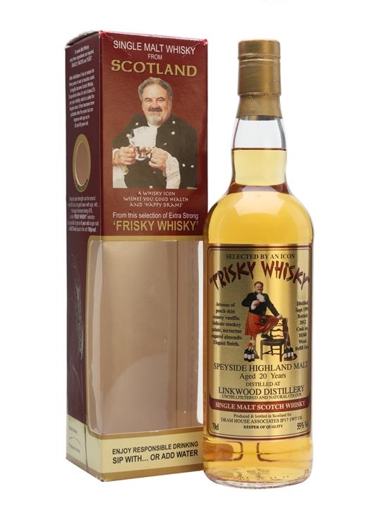 Linkwood / 20 Year Old / Frisky Whisky Speyside Whisky