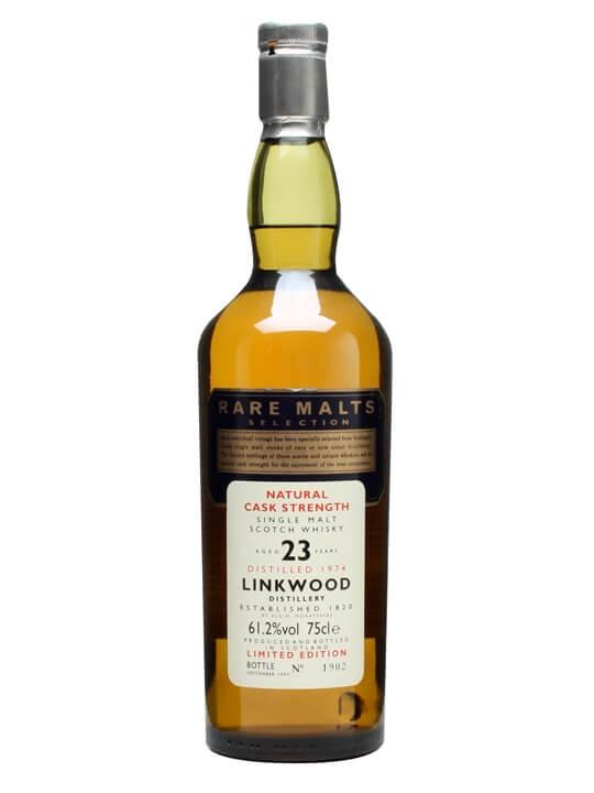 Linkwood 1974 / 23 Year Old Speyside Single Malt Scotch Whisky