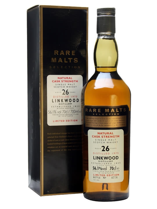 Linkwood 1975 / 26 Year Old Speyside Single Malt Scotch Whisky