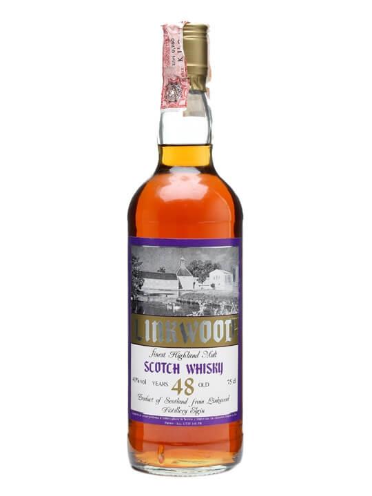Linkwood 48 Year Old Speyside Single Malt Scotch Whisky