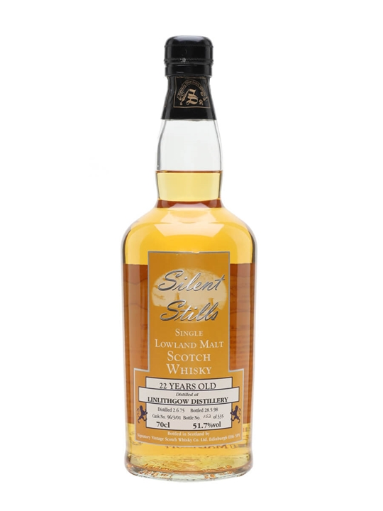 Linlithgow 1975 / 22 Year Old / Silent Stills Lowland Whisky