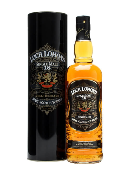 Loch Lomond 18 Year Old / 43% / 70cl Highland Whisky