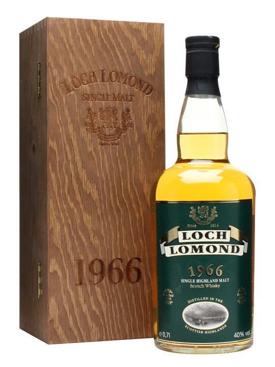 Loch Lomond 1966 / Bot.2011 Highland Single Malt Scotch Whisky