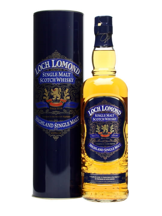 Loch Lomond Highland Single Malt Scotch Whisky