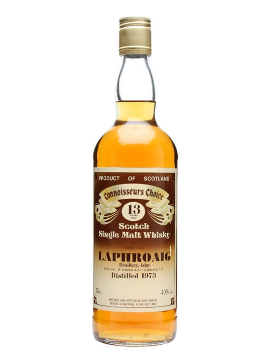 Laphroaig 1973 / 13 Year Old Islay Single Malt Scotch Whisky