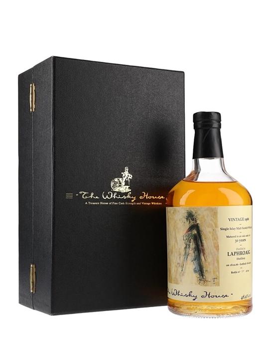 Laphroaig 1966 / 30 Year Old / The Whisky House Islay Whisky