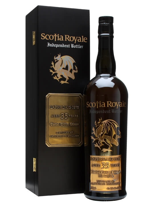 Laphroaig 1976 / 35 Year Old / Scotia Royale Islay Whisky