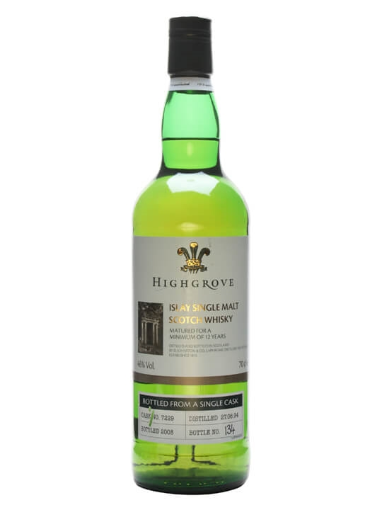 Laphroaig 1994 / Highgrove / Cask #7229 Islay Whisky