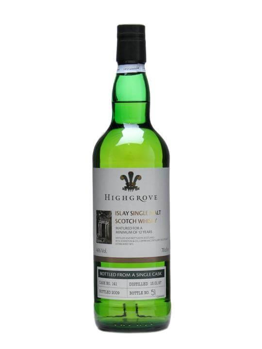 Laphroaig 1997 / Highgrove / Cask #141 Islay Single Malt Scotch Whisky