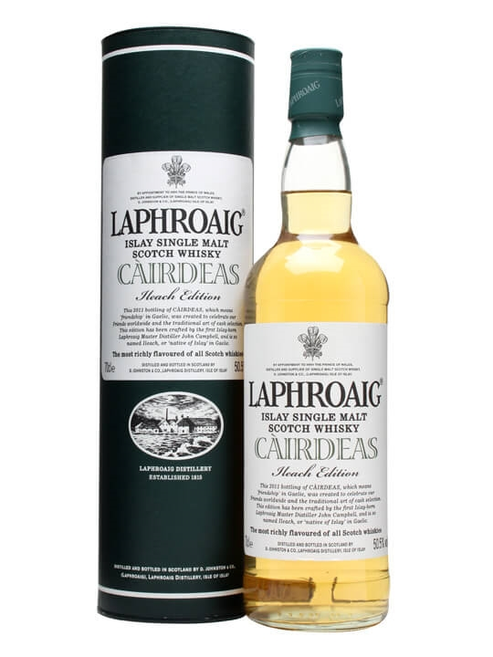 Laphroaig Cairdeas / Ileach Edition / Feis Ile 2011 Islay Whisky