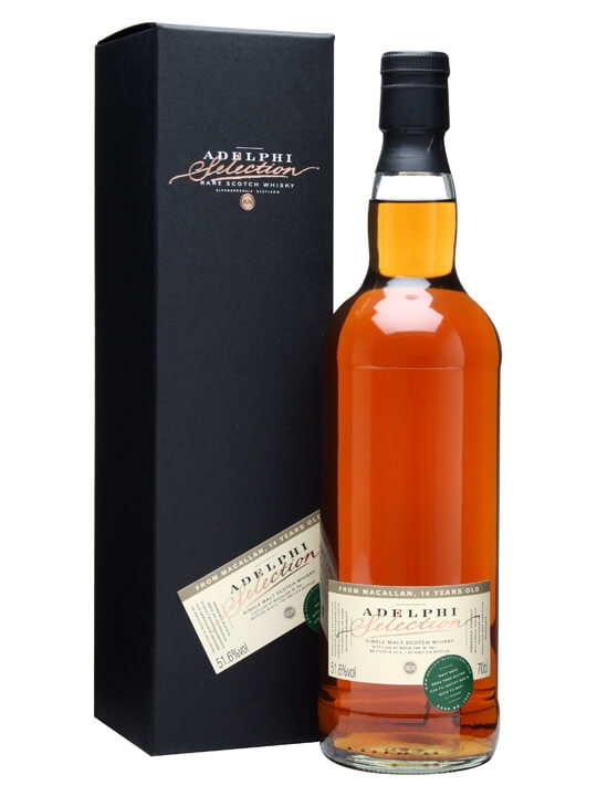 Macallan 1997 / 14 Year Old / Cask #1046 Speyside Whisky