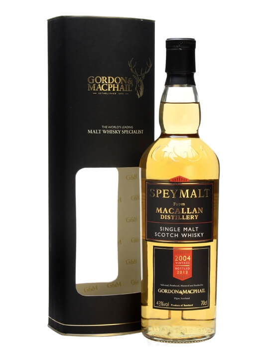 Macallan 2004 / Speymalt Speyside Single Malt Scotch Whisky