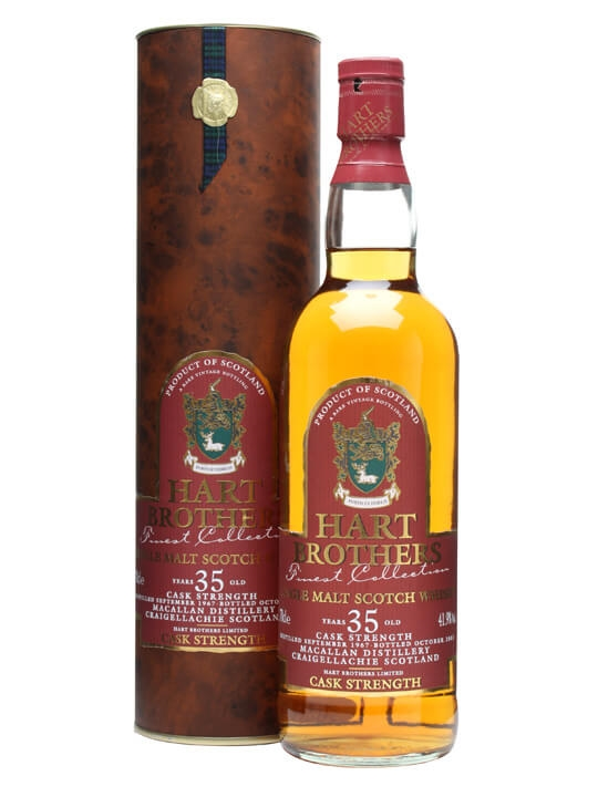 Macallan 1967 / 35 Year Old / Hart Brothers Speyside Whisky
