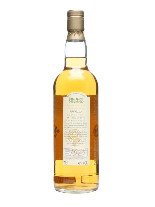 Macallan 1975 / 24 Year Old / Sherry Cask #mm25389 Speyside Whisky