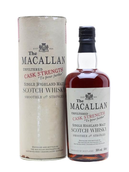 Macallan 1981 / Fino Sherry Butt #9780 / Esc 1 Speyside Whisky