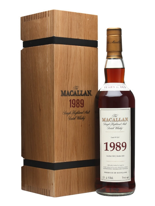 Macallan 1989 / 21 Year Old / Fine & Rare Speyside Whisky