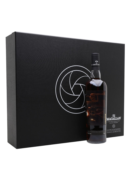 Macallan 1989 / The Gallery / Annie Leibowitz Speyside Whisky