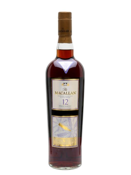 Macallan 1995 / 12 Year Old / Sherry Oak / Winter Speyside Whisky