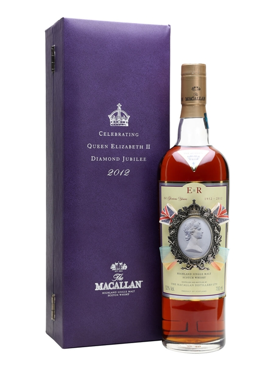 Macallan Diamond Jubilee / Bot.2012 Speyside Single Malt Scotch Whisky
