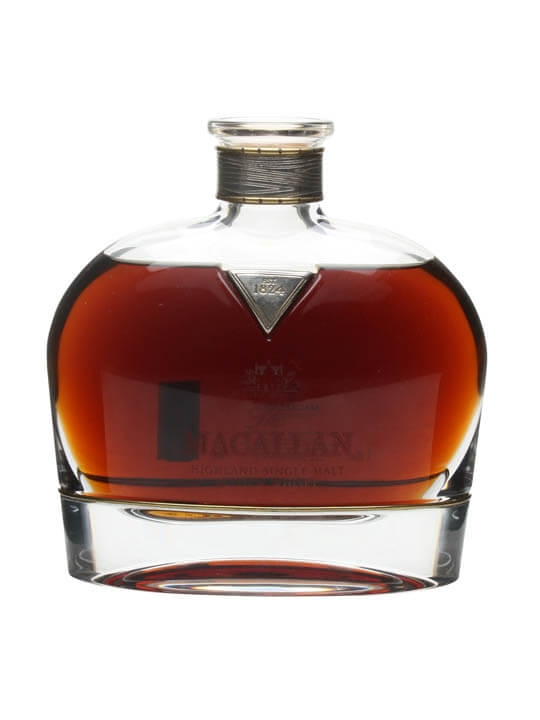 Macallan 1824 Collection / 2009 Release / Unboxed Speyside Whisky
